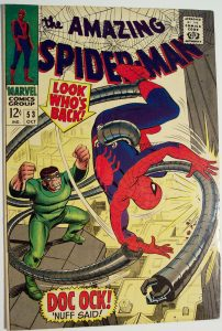 The Amazing Spiderman Issue #53
