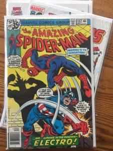 Marvel Spider-Man comic book value